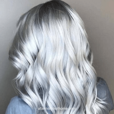 Not your Grandma's Grey Hair!